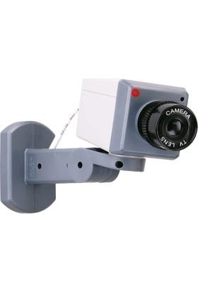 Smartwares Caydırıcı Sahte Kamera İç Mekan LED lamba Sensörlü Alüminyum 10.016.05