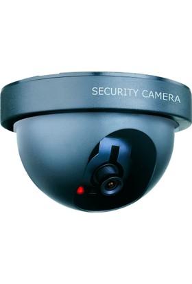 Smartwares Caydırıcı Sahte Kamera İç Mekan Led Lamba Siyah 10.016.06
