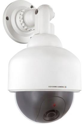 Smartwares Caydırıcı Sahte Kamera İç Ve Dışmekan LED Lamba Siyah/Beyaz renkli 10.016.07