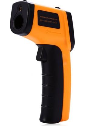 Gm320 İnfrared Lazer Lcd Ekran Temassız Termometre (-50C - 380C)