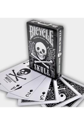 Bicycle SkullBack Oyun Kağıdı