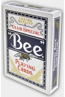 Bee Standard Mavi Oyun Kağıdı