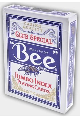 Bee Jumbo Mavi Oyun Kağıdı