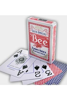 Bee Jumbo Kırmızı Oyun Kağıdı