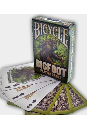 Bicycle BigFoot Oyun Kağıdı