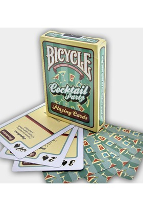 Bicycle Cocktail Party Oyun Kağıdı