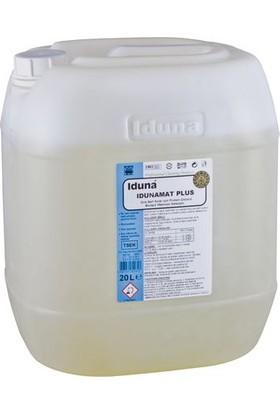 Iduna Mat Plus Çok Sert Sularda Etkili Protein Çözücü Bulaşık Makinesi Deterjanı 20 kg