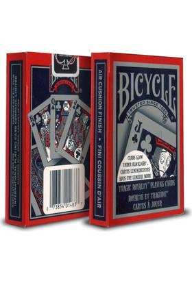 Pusula Oyun Bicycle Tragic Royalty Oyun Kartı Destesi ( Bicycle Koleksiyonluk Oyun Kağıdı)