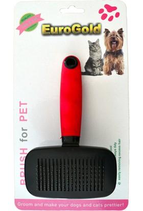 Eurogold Kedi / Köpek Kendini Temizleyen Fırça Medium