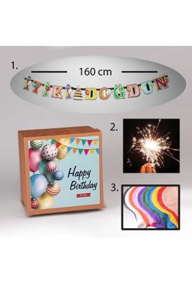 Ejoya Doğum Günü Partisi Hediye Paketi 74059