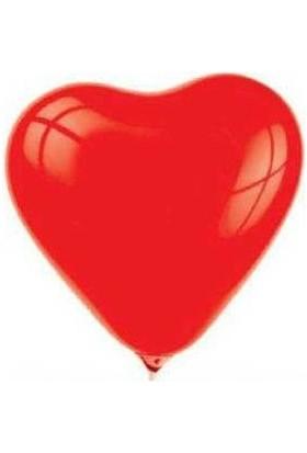 Sihirli Parti Kalp Balon 20 Adet