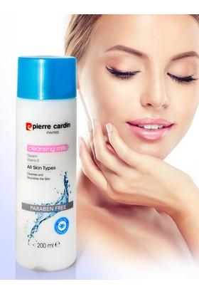 Pierre Cardin Face Cleansing Milk 200 ML - Nemlendirici Yüz Temizleme Sütü