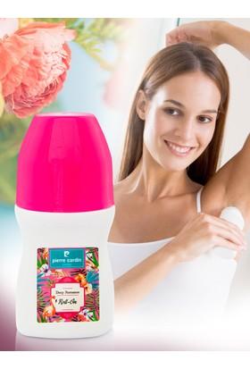 Pierre Cardin Deep Romance 48 Saat Etkili Antiperspirant Roll-On Deodorant - 50 ML