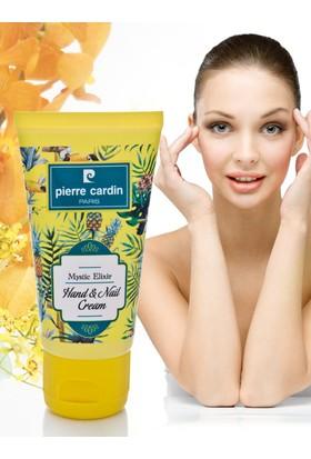 Pierre Cardin Mystic Elixir Çiçek ve Meyve Aromalı Keratin İçeren E Vitaminli Nemlendirici El Kremi - 50 ML
