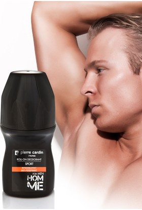 Pierre Cardin Sport 48 Saat Etkili Antiperspirant Roll-On Deodorant - 50 ML