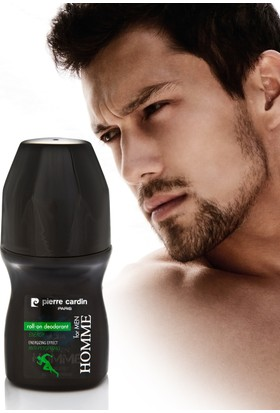Pierre Cardin Energy 48 Saat Etkili Antiperspirant Roll-On Deodorant - 50 ML