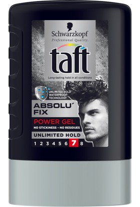 Taft Power Absolu'fix Jöle 300 ml