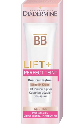 Diadermine Lift+BB Tüp Krem Açık Ton 50 ml