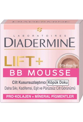 Diadermine Lift+BB Mousse Orta Ton 50 ml