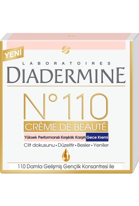Diadermine No110 Gece Kremi 50 Ml