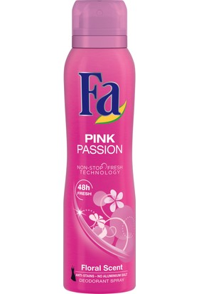 Fa Pink Passion Deosprey