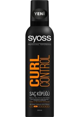 Syoss Curl Control Saç Köpüğü 250 ml
