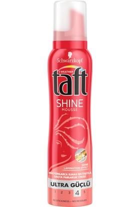 Taft Işıltı Köpük 150 ml