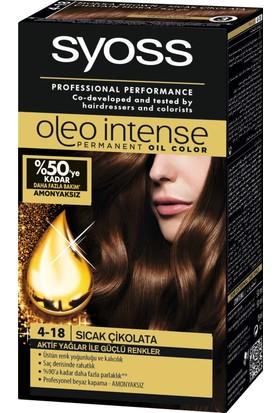 Syoss Sıcak Çikolata 4-18