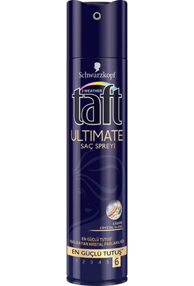 Taft Ultimate Sprey 250 ml