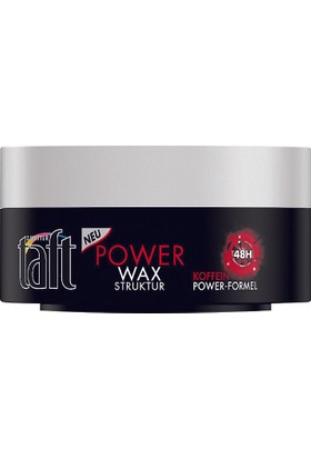 Taft Power Wax