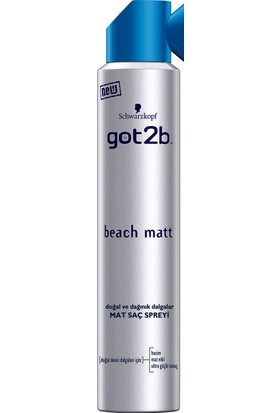 Got2b Beach Matt 200 ML
