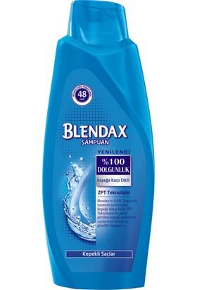 Blendax Kepeğe Karşı Etkili Şampuan 650 ML