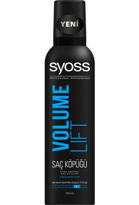 Syoss Volume Lift Saç Köpüğü 250 ml