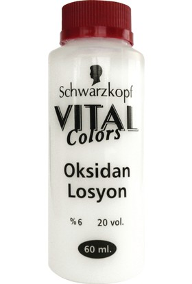 Vital Colors Oksidan Losyon (%6)