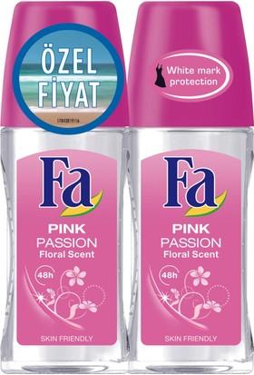 Fa Roll-on 2li Pink Passion