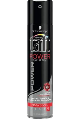 Taft Power Kafein Sprey 250 ml