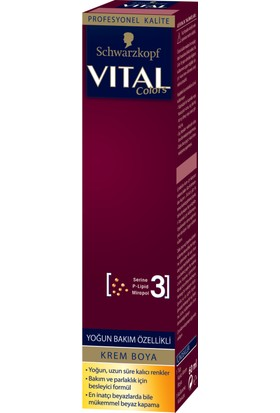 Vital Colors Tarçın Bakır 8-77