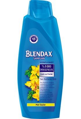 Blendax Sarı Kantaron Özlü Şampuan 600 Ml