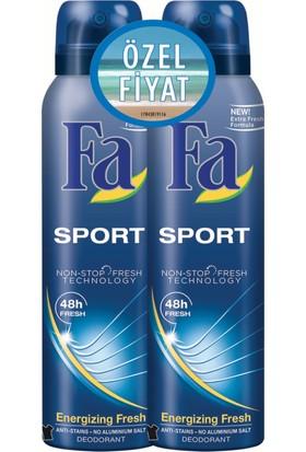 Fa Deospray 2'Li Sport 150Ml+150Ml