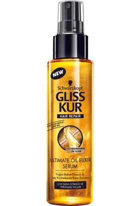 Gliss Ultimate Oil Elixir Serum 100 ml