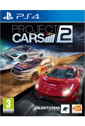 Project Cars 2 PS4 Oyun