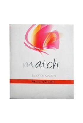 Match İpek Göz Maskesi - Kırışıklık Önleyici 1 adet