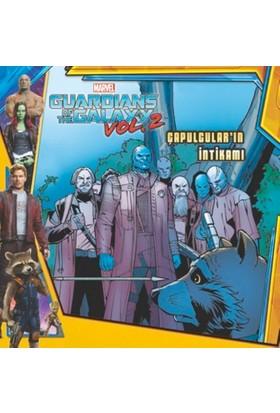 Marvel Guardians Of The GalaxyÇapulcular'In İntikamı