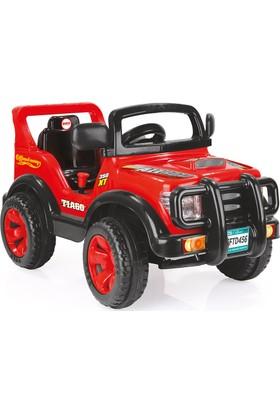 Dolu Tiago Uzaktan Kumandalı 6 Volt Akülü Jeep