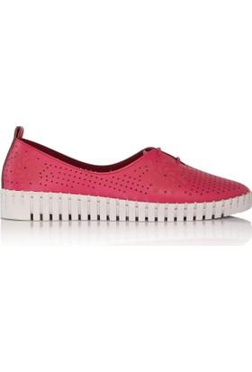 EsMODA Cc-2001 Pembe Kadın Günlük Ayakkabı