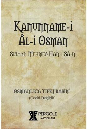Kanunnamei Ali Osman