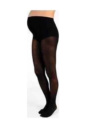 Elija Lıngerıe Hamile Külotlu Çorabı 40 denye 4008 Kahve Beden2