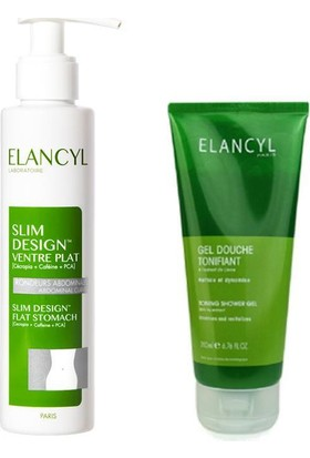 Elancyl Cellu Slim Ventre Plat 150 ml İnceltici Krem