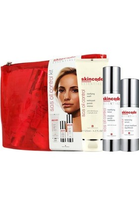 Skincode S.O.S. Oil Control KİT