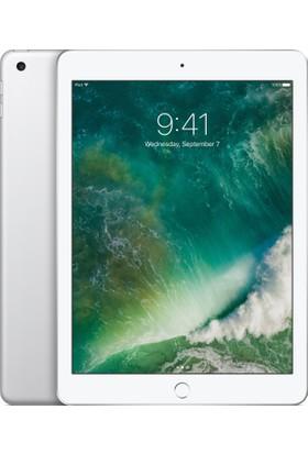 """Apple iPad Wi-Fi Cellular 128GB 9.7"""" IPS 4G Tablet - Gümüş MP272TU/A"""